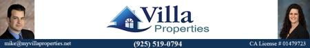 Villa Properties San Ramon Real Estate
