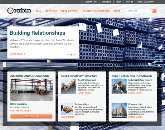 Rabin Worldwide - Asset Recovery Services