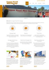 Copper Knoll website