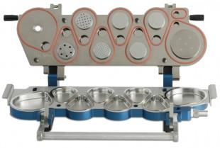 Flow-Focusing Monodisperse Aerosol Generator