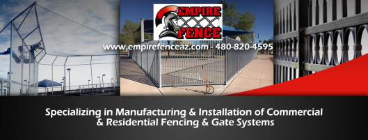 Empire Fence Arizona Facebook Cover Mesa AZ.png