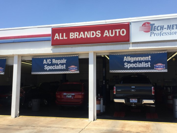 AC Repair Shop for All Kinds and Makes of Autos in Mesa AZ All Brands Auto
