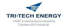 tech Energy Commercial HVAC logo